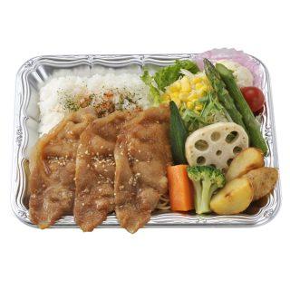 野菜de食べる豚ロース焼肉プレート